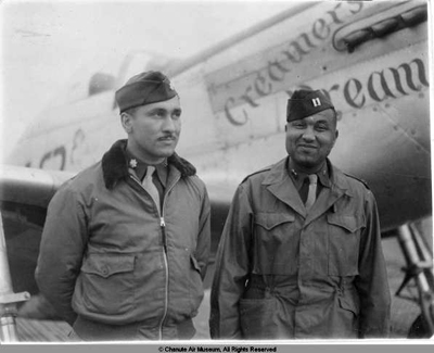 Chanute air Museum - Tuskegee Airmen Photo Collection